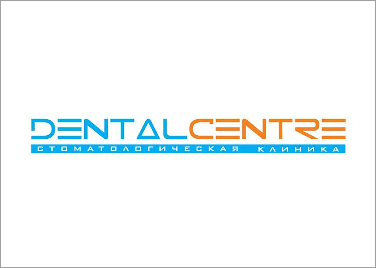 Логотип для стоматологии Dental Centre