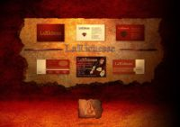 Фирменный стиль для сети ювелирных салонов