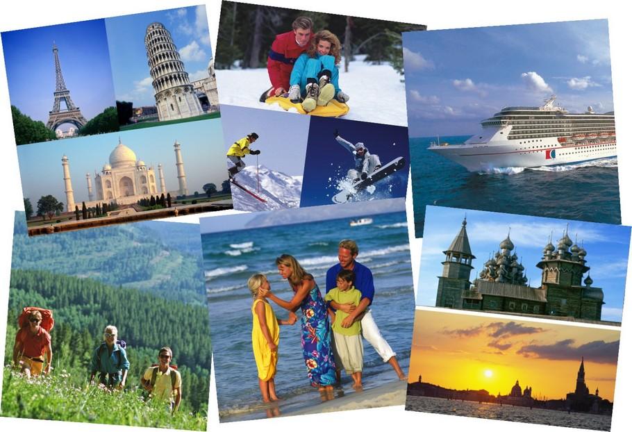 Дизайн и изготовление офисных постеров для туристической компании