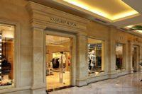 Вывески для брендовых магазинов в торговых центрах