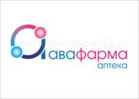 Логотип для аптеки, пример работы