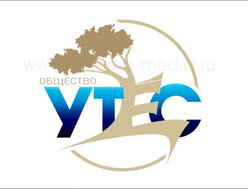Логотип для рыбной лавки Общества Утёс