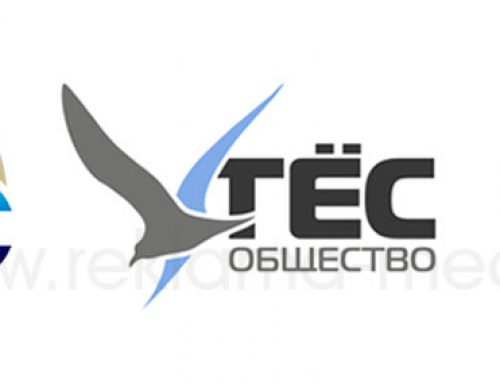 Логотип и оформление торгового зала для магазина Рыбная лавка