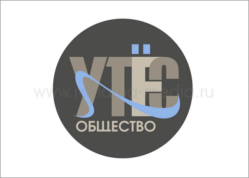 Второй вариант логотипа для рыбного магазина Общества Утёс